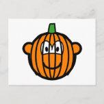 Pumpkin buddy icon   postcards