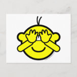 Peek-a-boo buddy icon   postcards