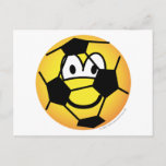 EK 2000 emoticon (if you like soccer)  postcards