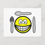 Cutlery smile   postcards