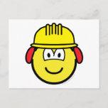 Builder buddy icon   postcards