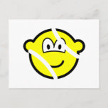 Tennisball buddy icon   postcards