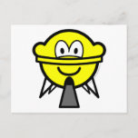 UFO buddy icon   postcards