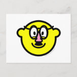 Disguised buddy icon   postcards