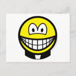 Clerical smile   postcards