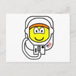 Astronaut buddy icon   postcards