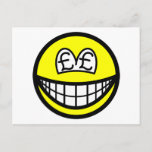 Pound eyed smile   postcards