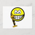 Oscar winning smile   postcards