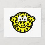 Leopard buddy icon   postcards