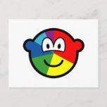 Pie chart buddy icon   postcards