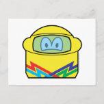 Helmet smile   postcards