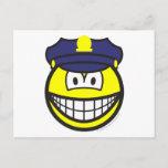 Cop smile   postcards