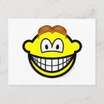 Wig smile   postcards