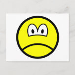 Sad smile   postcards