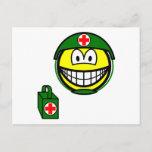 M*A*S*H smile medic  postcards