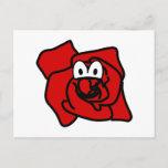 Rose buddy icon   postcards