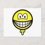 Penis smile   postcards