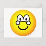Button emoticon   postcards