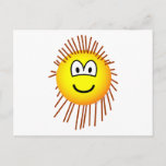 Porcupine emoticon   postcards