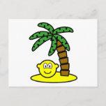 Desert island buddy icon   postcards