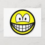 Big eyed smile   postcards