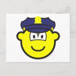 Cop buddy icon   postcards