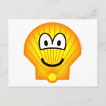 Shell emoticon   postcards