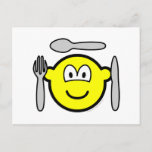 Cutlery buddy icon   postcards
