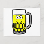 Beer pull buddy icon   postcards