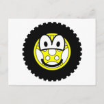 Tire buddy icon   postcards