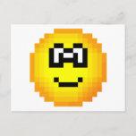 Pixel emoticon   postcards
