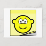 Post-it note buddy icon   postcards