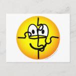 Jigsaw puzzle emoticon   postcards