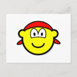 Bandana buddy icon   postcards