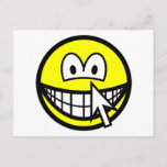 Clickable smile   postcards