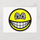 Hypnotized smile   postcards