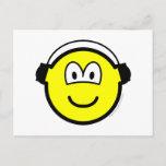 Walkman buddy icon   postcards