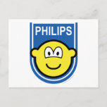 Philips buddy icon Let's make things buddy icon  postcards
