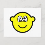 Pound eyed buddy icon   postcards