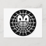 Venom Spiderman smile   postcards