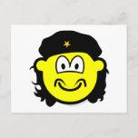 Che Guevara buddy icon   postcards