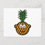 Pineapple buddy icon   postcards