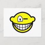 Wink smile   postcards