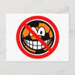 No EK 2000 smile (if you don't like soccer)  postcards