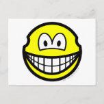 Earless smile   postcards