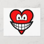 Heart smile   postcards
