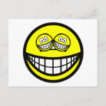Smile eyed smile   postcards