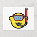 Snorkel buddy icon   postcards