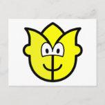 Tulip buddy icon   postcards