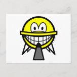 UFO smile   postcards